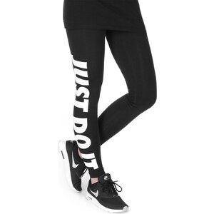 Nike Leg-A-See Just Do it W Leggings black/white