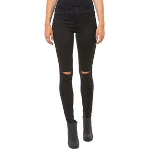 ONLY Royal Kneecut Jeans Schwarz
