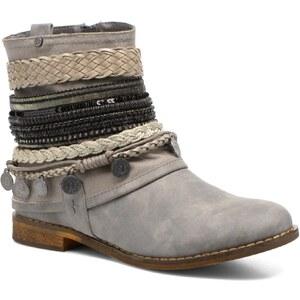 Bullboxer - Nadoco - Stiefeletten & Boots für Damen / grau