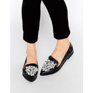 ASOS - MONOPOLY - Spitze, flache Schuhe