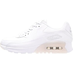 Nike Sportswear AIR MAX 90 ULTRA ESSENTIAL Sneaker low white/metallic silver