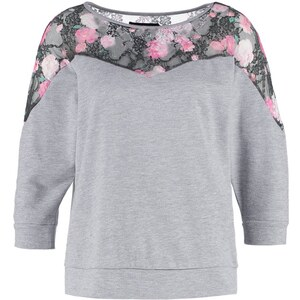 Even&Odd Sweatshirt mid grey melange