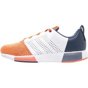 adidas Performance MADORU 2 Laufschuh Neutral super orange/mineral blue/white