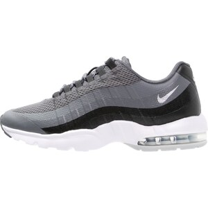 Nike Sportswear AIR MAX 95 ULTRA Baskets basses dark grey/metallic silver/black/white
