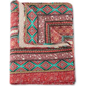 bpc living Couvre-lit Rayures rouge maison - bonprix