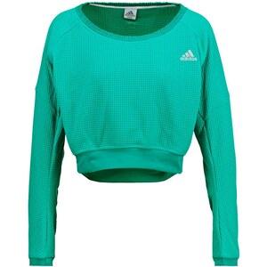 adidas Performance COZY Sweatshirt dark green