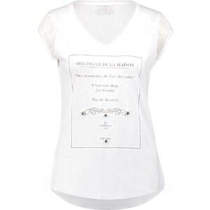 Guess TShirt print true white