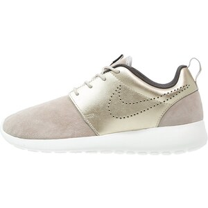 Nike Sportswear ROSHE ONE PREMIUM Sneaker low string/metallic gold green/dark storm/sail