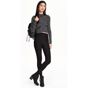 H&M Legging Taille haute
