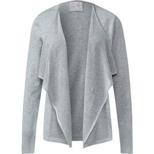 Cecil Open-Cardigan Greta - mineral grey melange, Herren