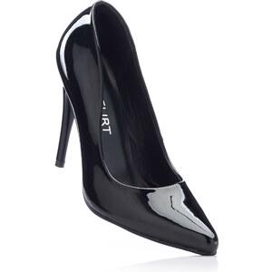 BODYFLIRT boutique Pumps mit 11 cm High-Heel in schwarz von bonprix