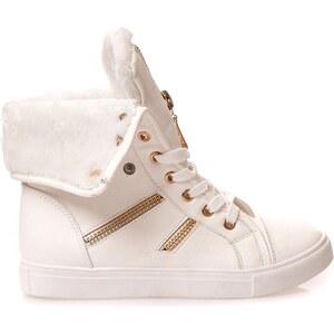 Wilady Baskets montantes - blanc