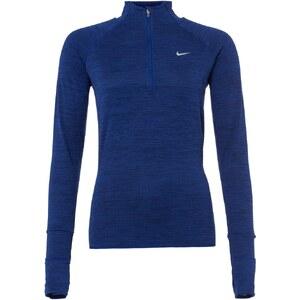 Nike Performance ELEMENT SPHERE Langarmshirt deep royal blue/reflective silver