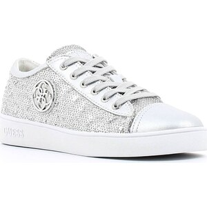 Guess Chaussures FLGHE1 SAT12 Sneakers Femmes