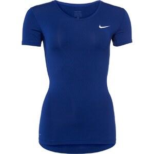 Nike Performance PRO DRY TShirt basic deep royal blue/white