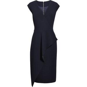 NEXT Kleid Mit Rüschen Und V ausschnitt