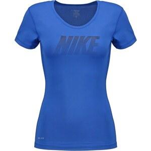 Nike Performance NIKE PRO DRY TShirt print game royal/obsidian