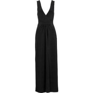 BODYFLIRT Maxi-Kleid in schwarz von bonprix