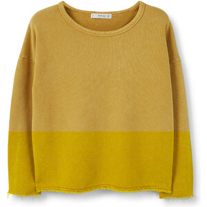 MANGO Baumwoll-Sweatshirt