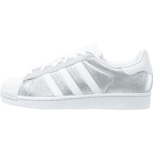 adidas Originals SUPERSTAR Sneaker low silver metallic/white