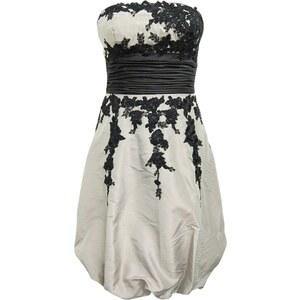 Fashionart Cocktailkleid / festliches Kleid titan