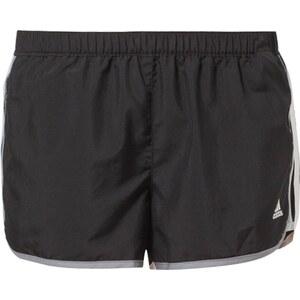 adidas Performance kurze Sporthose black/tech grey