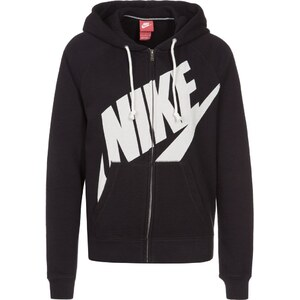 Nike Sportswear RALLY Sweatjacke black heather
