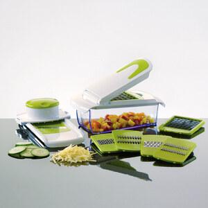 Lesara Coupe-légumes/fruits 7-en-1