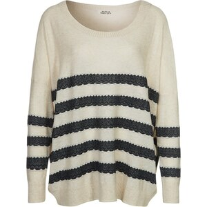 Molly Bracken Strickpullover beige