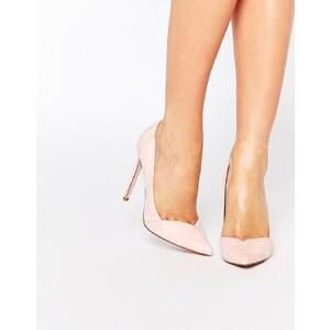 ASOS - PEYTON - Chaussures pointues à talons - Beige