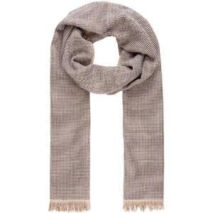 Strellson Premium Schal schwarz/beige