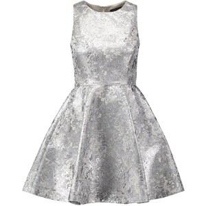 New Look Cocktailkleid / festliches Kleid silver