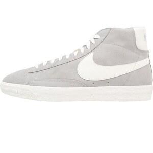Nike Sportswear BLAZER MID PREMIUM VINTAGE Baskets montantes wolf grey/sail/white