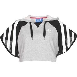 adidas Couture Hoodie W Top grey/black/pink