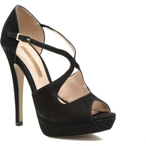 Buffalo - Alicia - Sandalen für Damen / schwarz