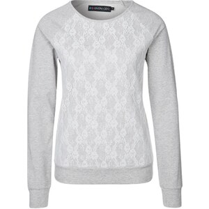Even&Odd Sweatshirt grey mélange