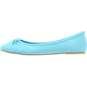 Anna Field Klassische Ballerina blue