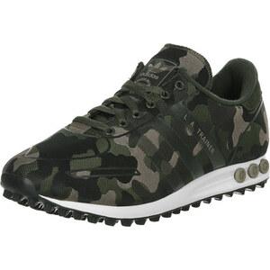 Adidas La Trainer Weave Schuhe black/khaki/brown
