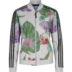adidas Train Floral Tt W veste de survêtement multicolor