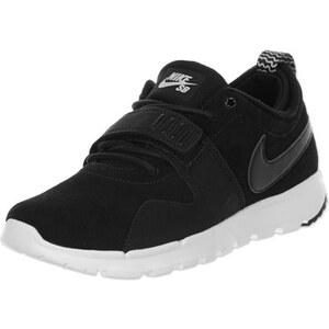 Nike Sb Trainerendor Lo Sneaker black/white