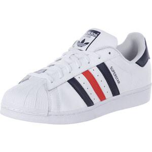 adidas Superstar Foundation Adidas Schuhe white/navy/red
