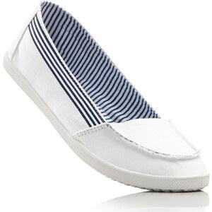 RAINBOW Slippers blanc chaussures & accessoires - bonprix