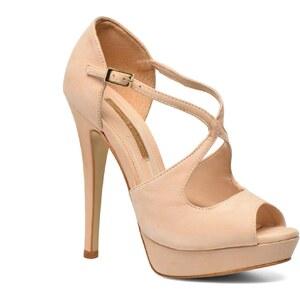 Buffalo - Alicia - Sandalen für Damen / beige