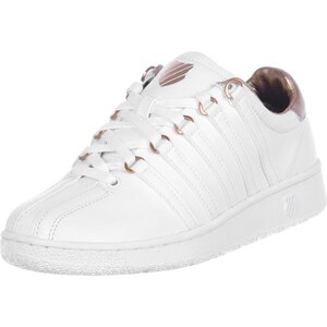 K-Swiss Classic Vn Aged Foil W chaussures white/rose gold