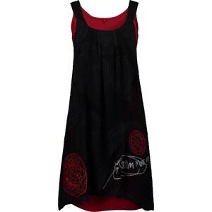 Desigual Kleid VEST_BLACKVILLE STRAPS