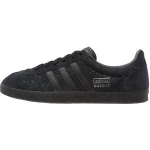 adidas Originals GAZELLE Sneaker low core black/silver metallic