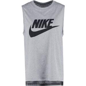 Nike Sportswear SIGNAL Top carbon heather/black
