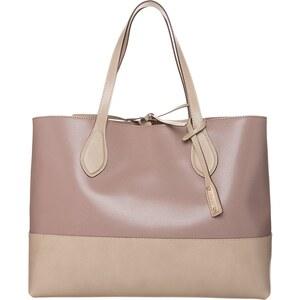 Abro Shopping Bag taupe/sahara