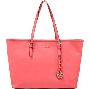 MICHAEL Michael Kors JET SET TRAVEL Shopping Bag coral