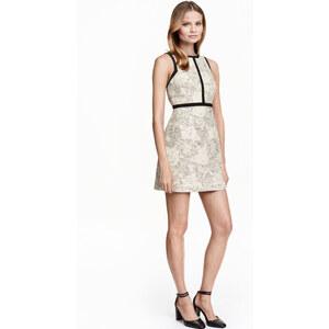 H&M Robe jacquard